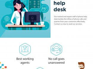 Phone Help Desk | Pixelette Technologies