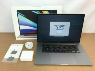 Apple MacBook Pro 16″ Retina i9 9th Gen 16GB 1TB