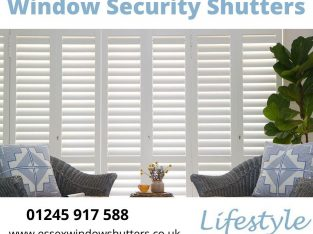Looking For Window Security Shutters 01245917588