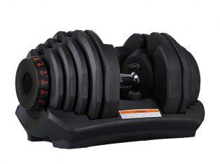 SISPANDA 24kg 40kg adjustable dumbbells in stock