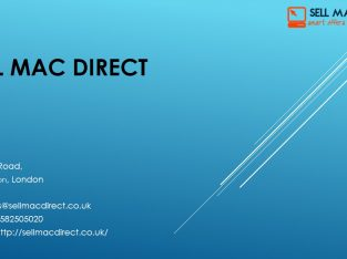 How It Works | Sell Mac Direct