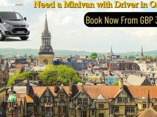 Chauffeur Driven Car Hire in Oxford