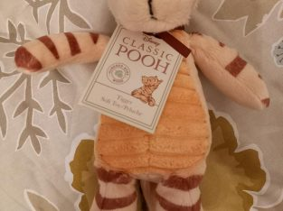CLASSIC WINNIE THE POOH & FRIENDS TIGGER SOFT TOY