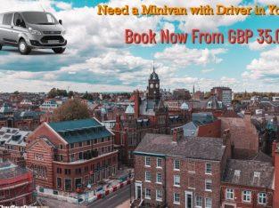 Chauffeur Driven Car Hire in York