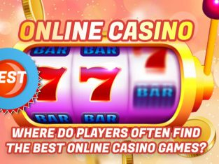 Where Do Players Often Find The Best Online Casino