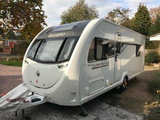 2018 Ace Jubilee Globetrotter 2018 Caravan 4 berth