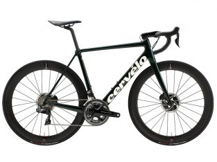 2021 Cervelo R5 Dura Ace Di2 Disc Road Bike
