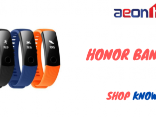 Aeonhut | Honor band 3