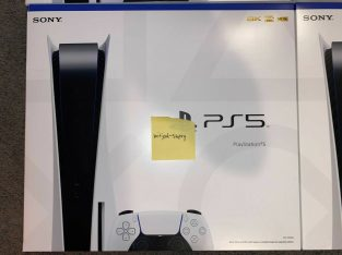Sony PlayStation 5 PS5 Console Standard Disc