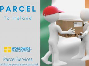 Sending Parcel to Ireland from UK