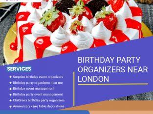 How To Get Surprise Birthday Event Organizer