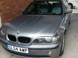 BMW320TDI, Estate, 2004, 6-speed Manual