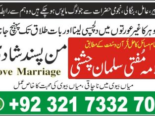 Marriage difficulties problems solution