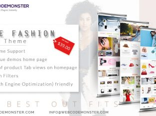 Clothing Website Templates