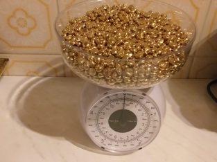 Gold powder and Gold-bar