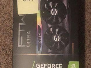 EVGA GeForce RTX 3080 Ti FTW3 Ultra Gaming, 12G-P5