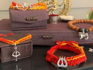 Buy Bhaiya Bhabhi Rakhi Online From MyFlowerTree